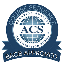 BACB Approved Course Sequence Logo