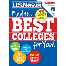 US News Best Colleges Guidebook 2019