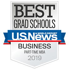 Seton Hall ranked #97 for Part-Time M.B.A. Program in the nation.