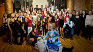 Slavic Christmas Party